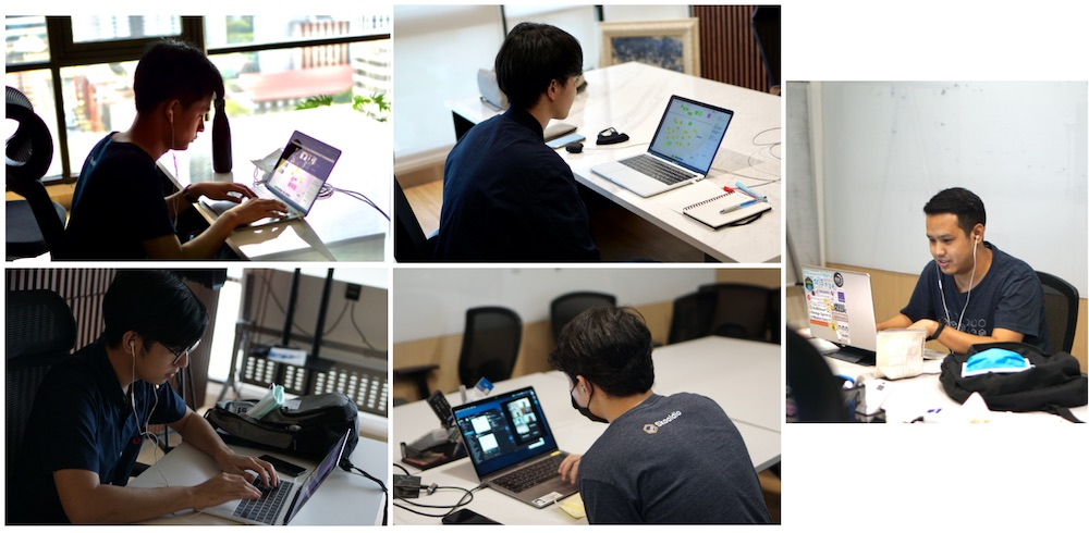Skooldio Virtual Workshop | Facilitators