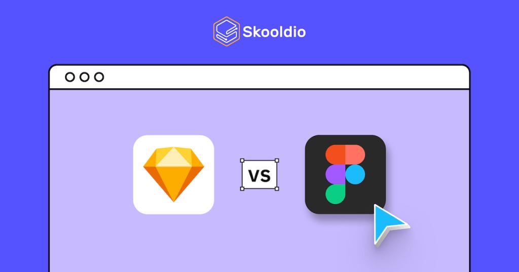 Figma vs Sketch | Skooldio Blog - เทียบให้ดูชัดๆ! Figma สุดยอดเครื่องมือฟรี ดีกว่าโปรแกรมอื่นยังไง?
