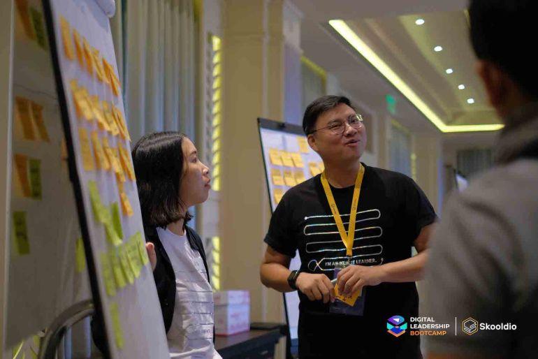 ชัคพัฒน์ นัสการ Design Sprint | Skooldio Blog - รู้เรื่อง Tech ไปทำไม ถ้าเราเป็นสาย Finance