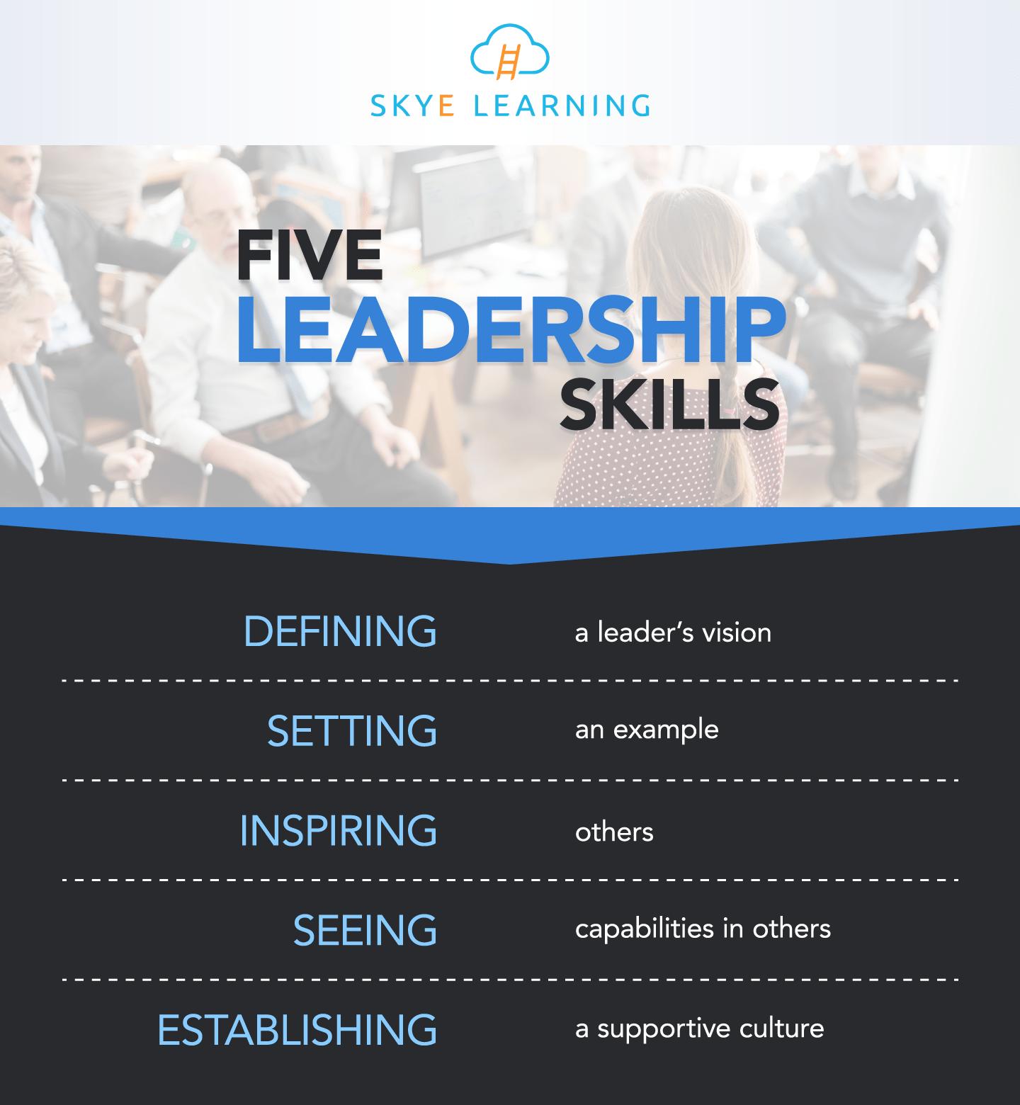 5 Essential Leadership Skills