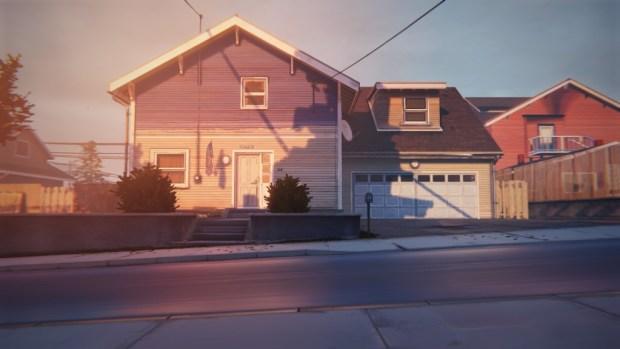 """Home shit home"" - Chloe"
