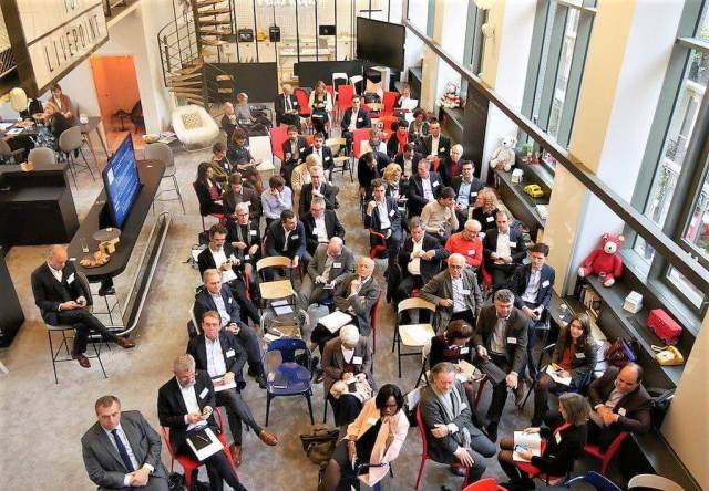 Annual event Colloque attended by CEOs