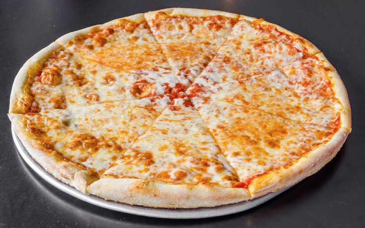 Pizza Pie Eight Slices