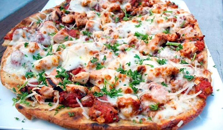 Santora's Pizza Buffalo