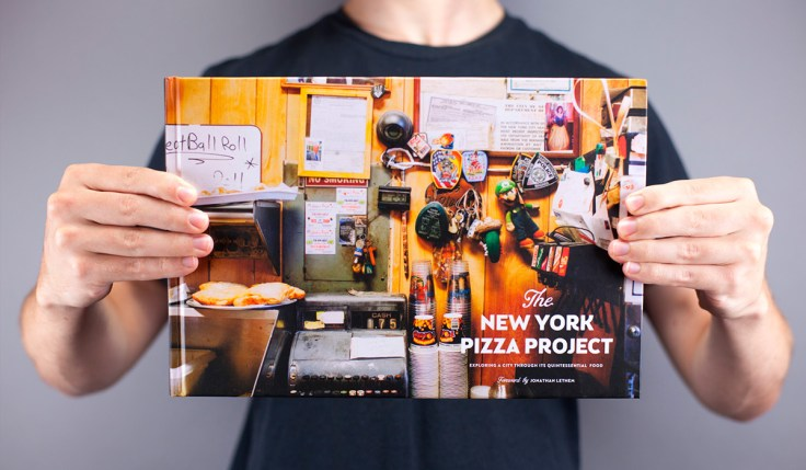 New York Pizza Project