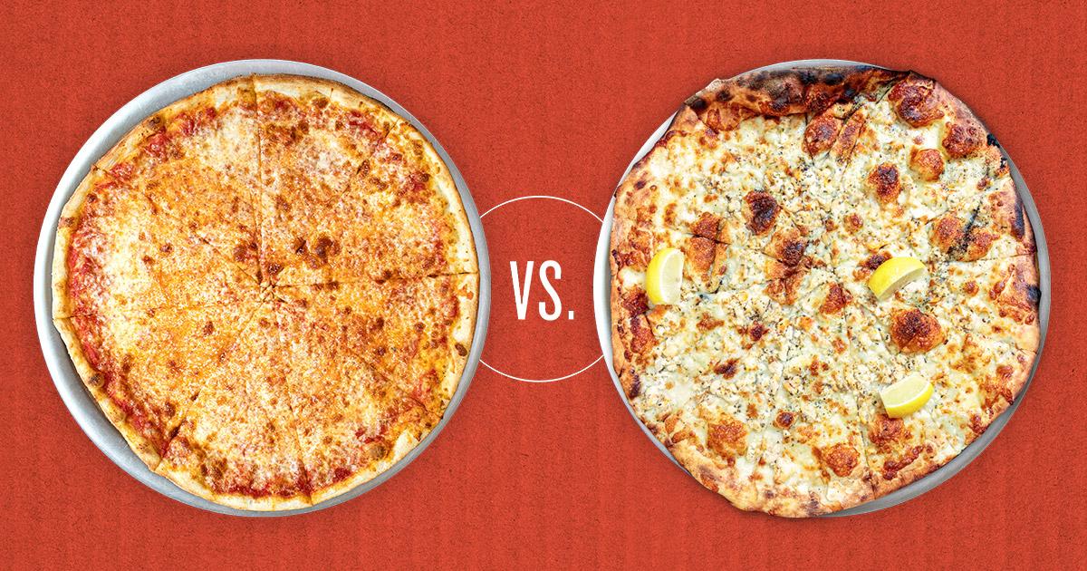 New York Pizza Vs New Haven Apizza Slice Pizza Blog