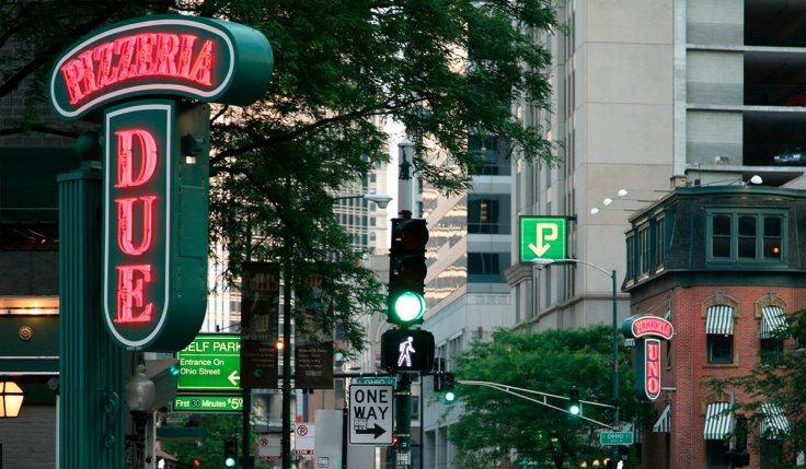 Pizzeria Due Chicago