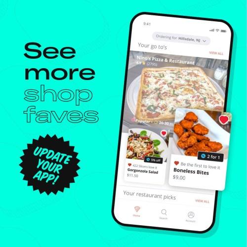 slice app redesign