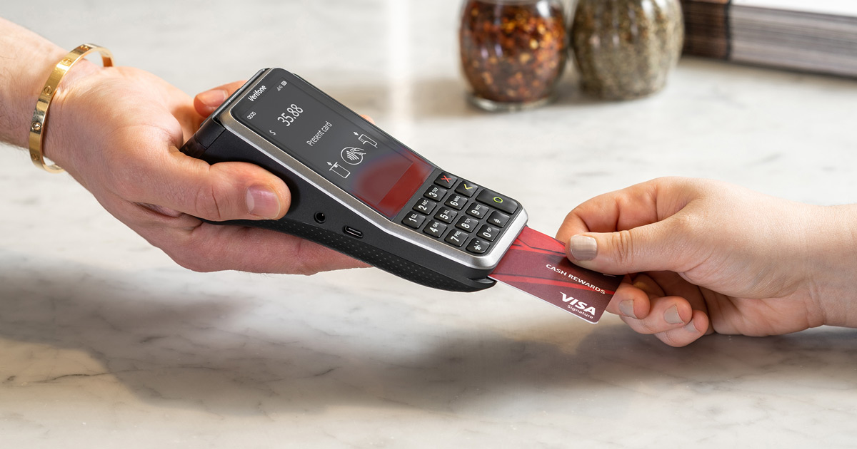 POS payment processing