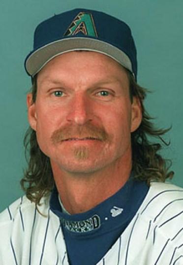 Randy Johnson Slider