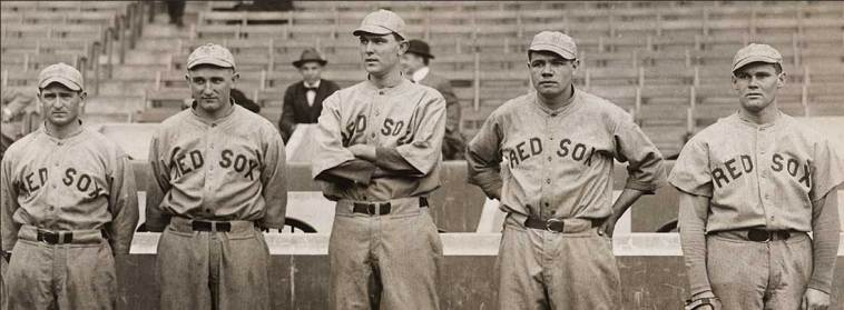 Babe Ruth the pitcher