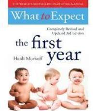 What to expect book on pregnancy