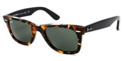 b11fc0ba06 Shop the Ray Ban Fleck for  185. The Fleck Wayfarer frames come in a deep tortoiseshell  color ...