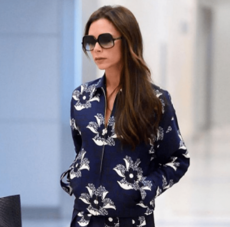Victoria Beckham Fashion Icon Designer And Multi Tasking Mother Eyestyle Official Blog Of