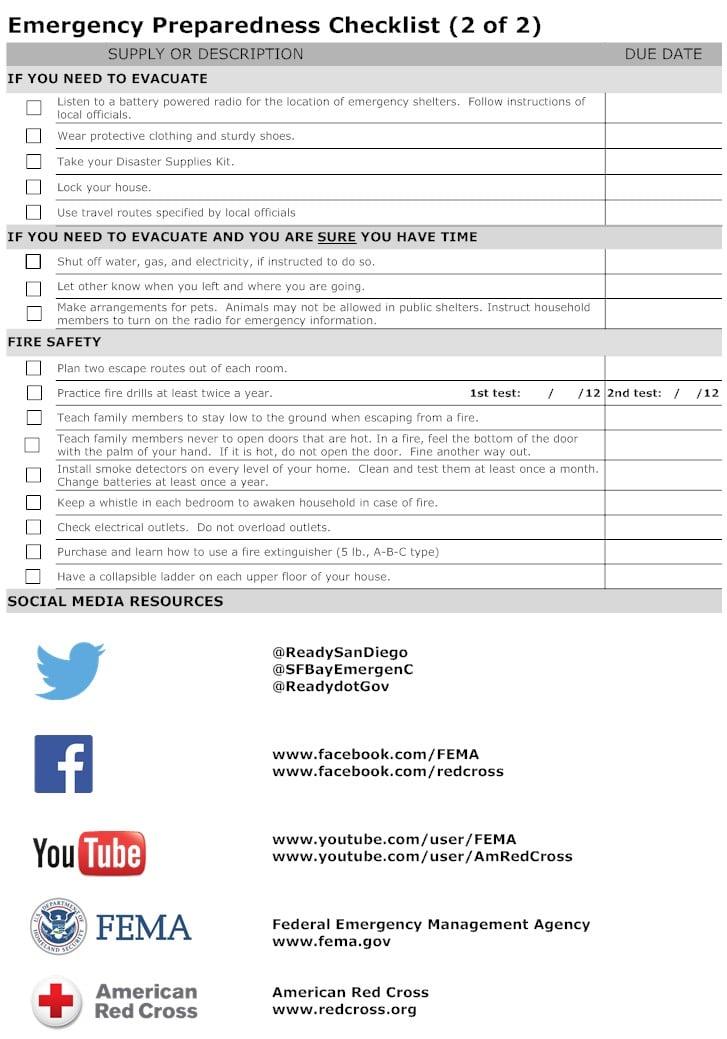 Emergency Checklist_page2