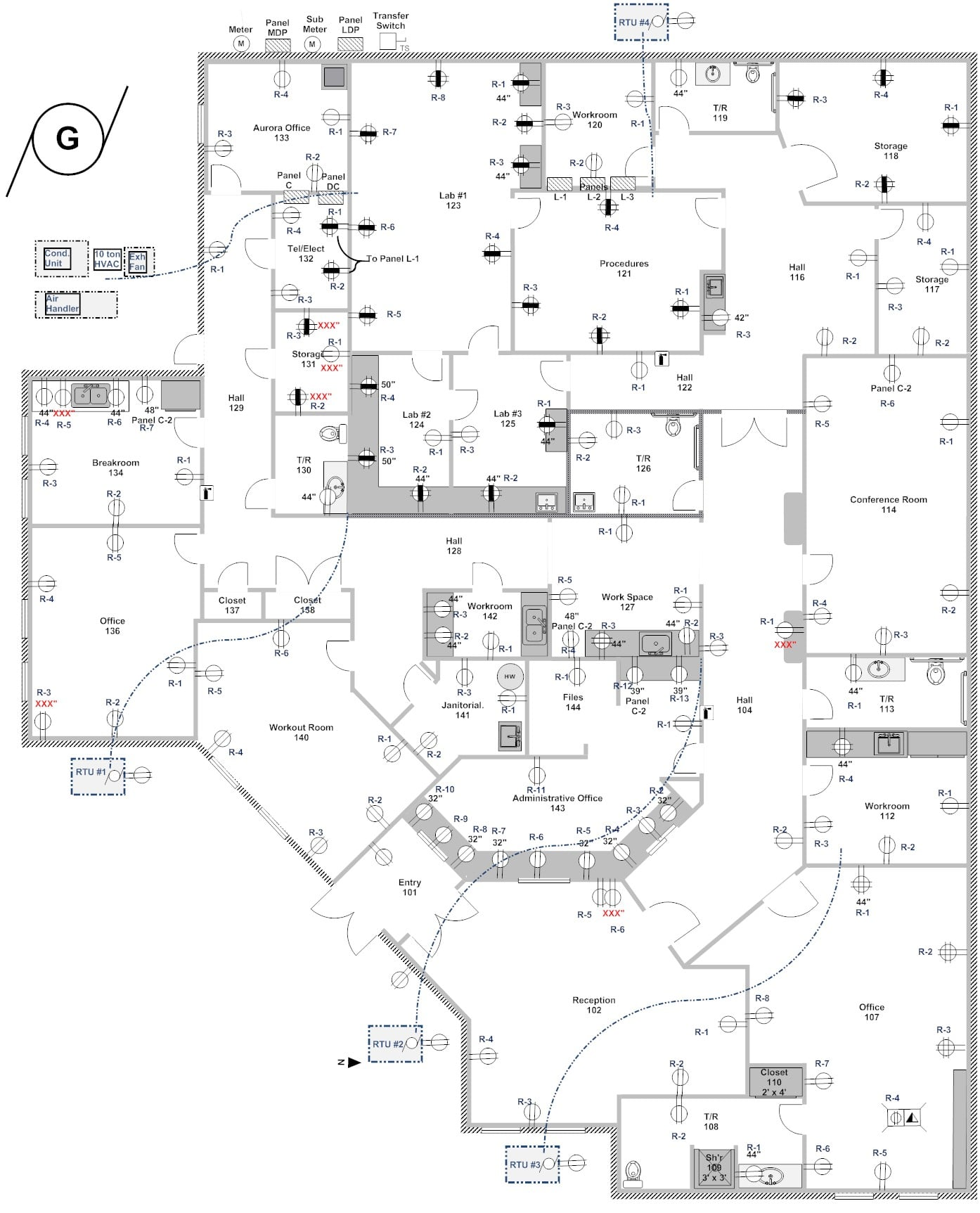 Electrical Lay Out Plan - otoring.com