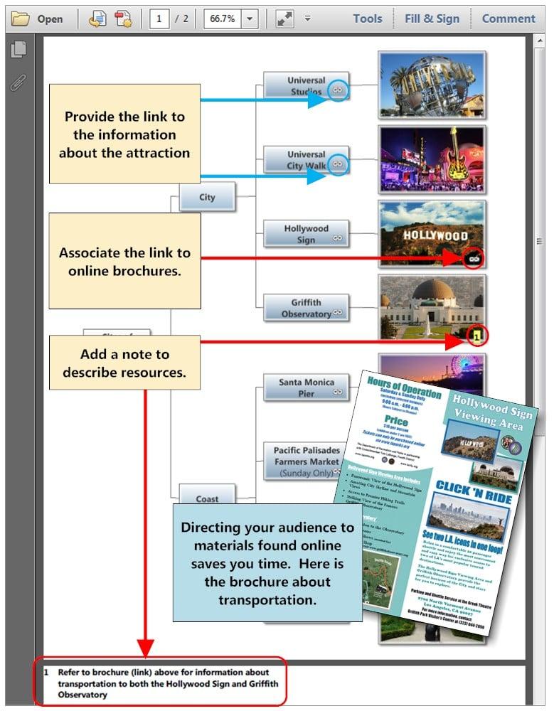 activities information