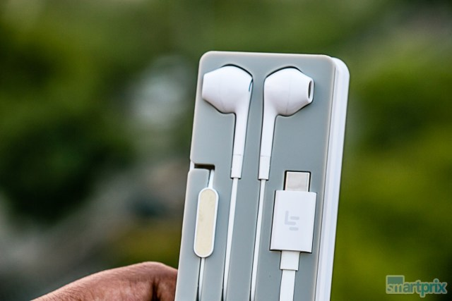 LeEco CDLA earphones USB Type -C