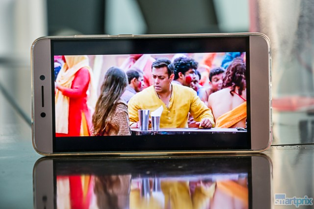 Eros Now Movies on LeEco Le Max2