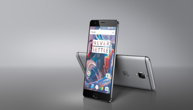 OnePlus 3 FRONT VIEW IMAGE