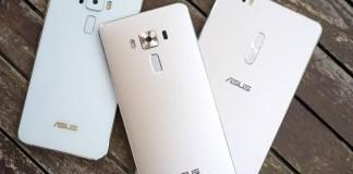 Asus Zenfone 3 Deluxe, Zenfone 3, Zenfone 3 Ultra in India