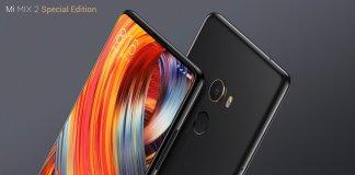 Xiaomi mi Mix 2 India launched