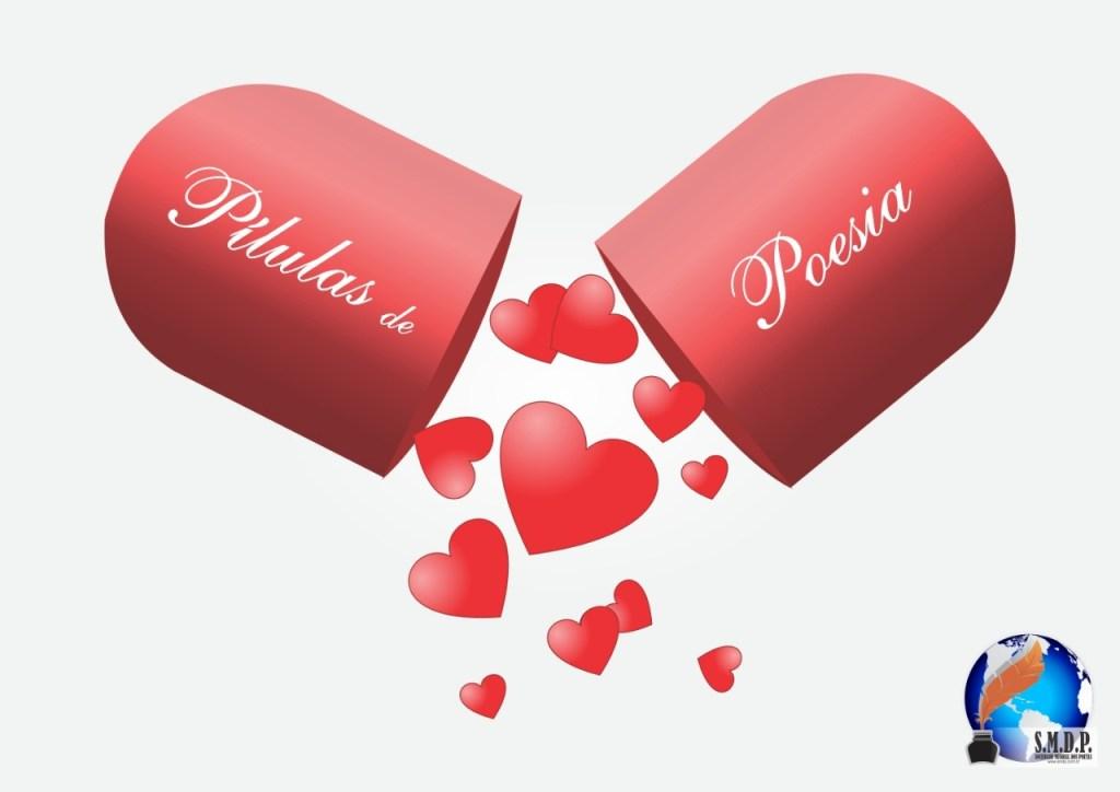 logotipo das pílulas de poesia da SMDP