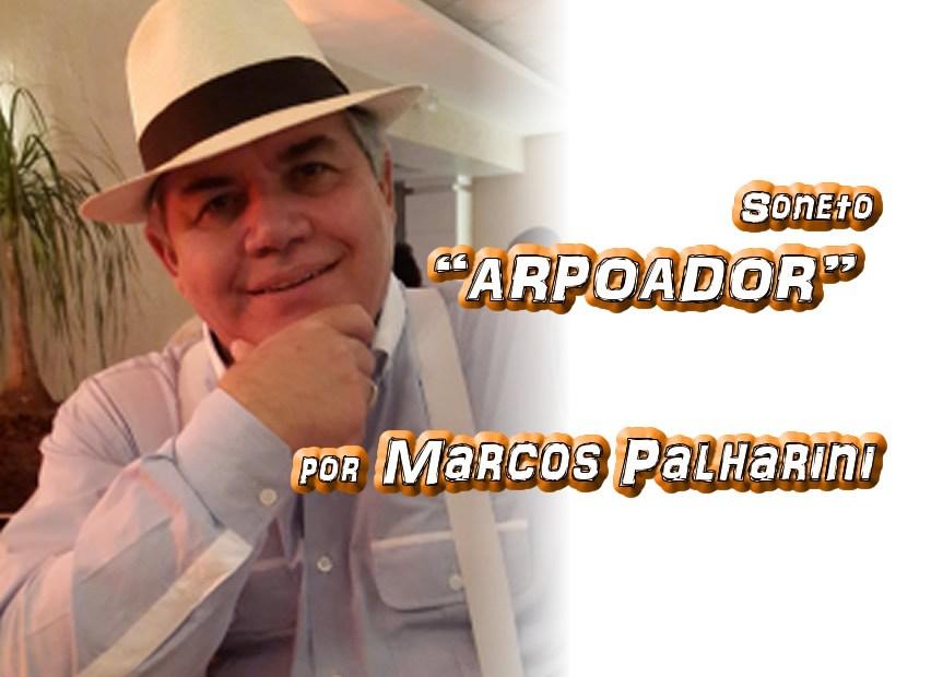 "02 - Soneto ""Arpoador"" por Marcos Palharini - Pílulas de Poesia"