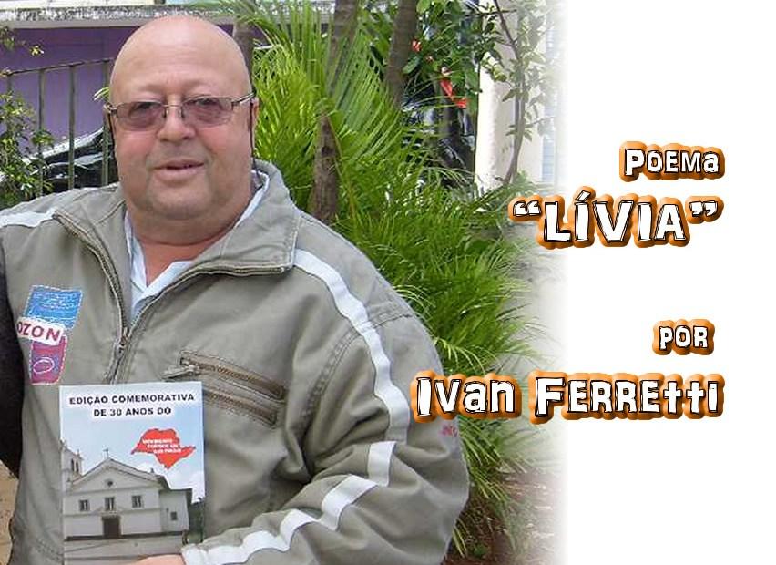 """05 - Poema """"LÍVIA"""" por Ivan Ferretti - Pílulas de Poesia"""
