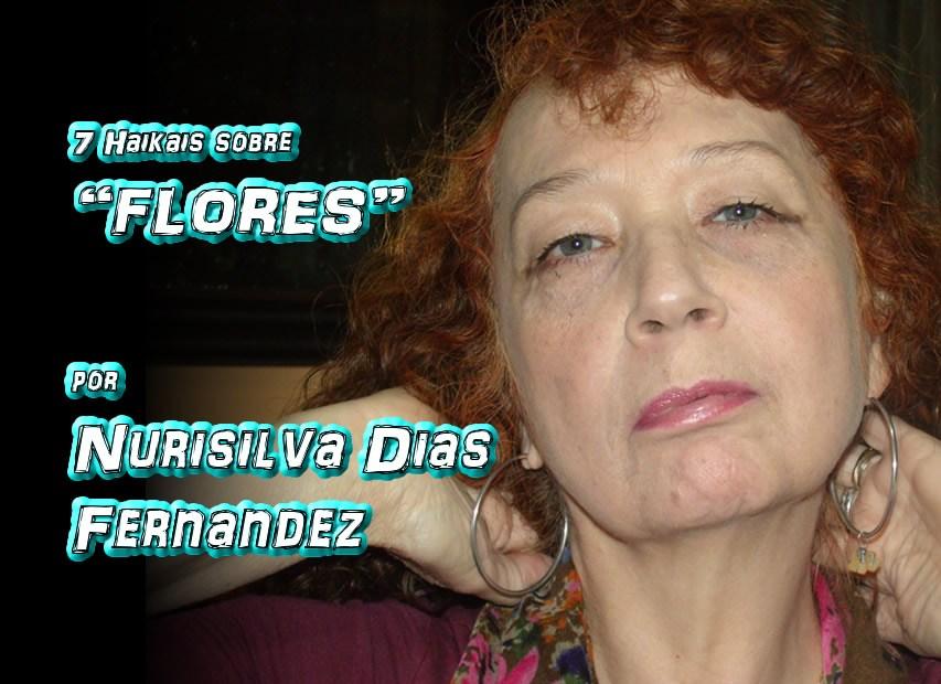 """06 - Poema """"SETE HAIKAIS SOBRE FLORES"""" por Nurisilva Dias Fernandez - Pílulas de Poesia"""