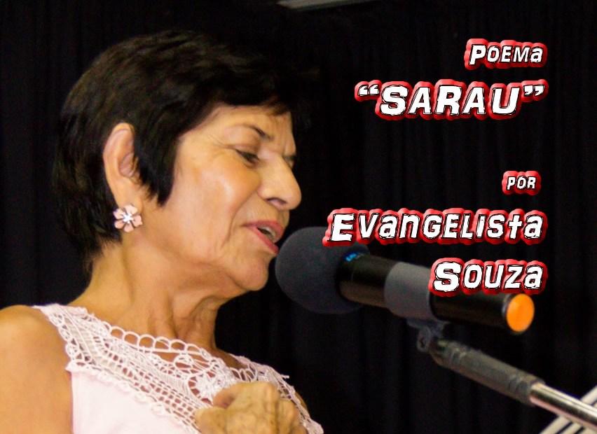 """08 - Poema """"SARAU"""" por Evangelista Souza - Pílulas de Poesia"""