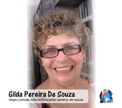 Gilda Pereira de Souza, poeta, participante no projeto Publique-se da SMDP em prol do Café com Poesia. Coleção: Leveza da Alma - Volume 12