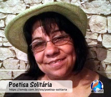 Vilma de Fátima, poeta, participante no projeto Publique-se da SMDP em prol do Café com Poesia. Coleção: Leveza da Alma - Volume 8