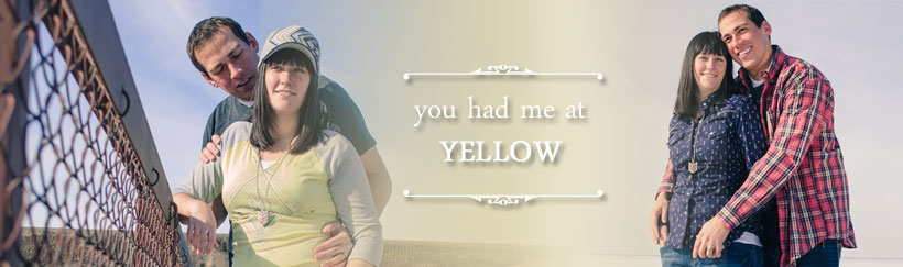 You had me at YELLOW - Valentine's Outfits
