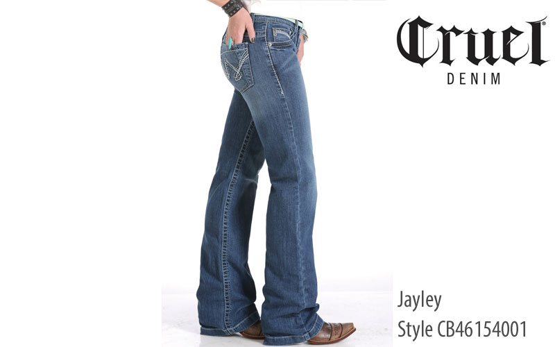 Cruel Denim Jayley Wide Leg women's jeans