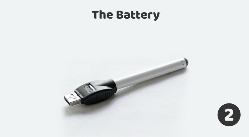 Cleaning your pen vaporizer - The Battery