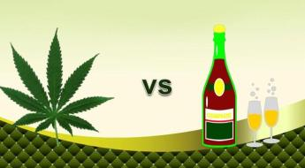 Marijuana Safer Than Alcohol