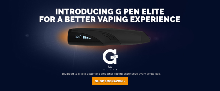 G pen elite best vaping experience