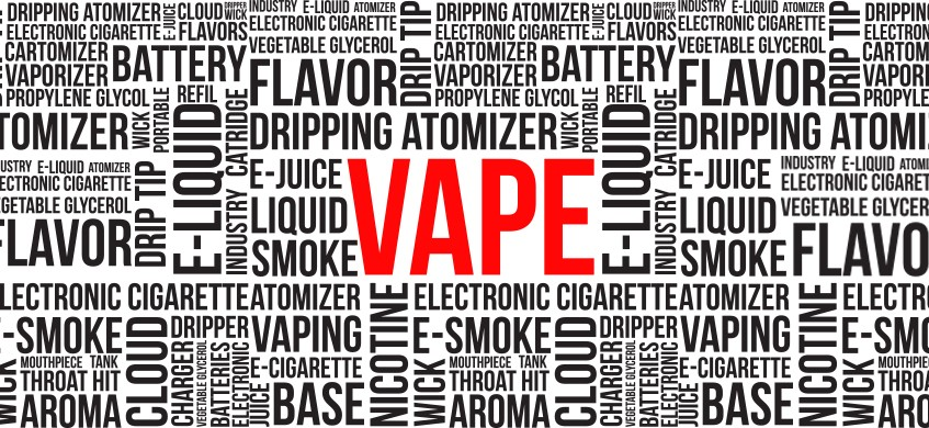 Vape 2014 word of the year Oxford