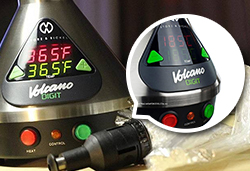Volcano Vaporizer - buying new vaporizer