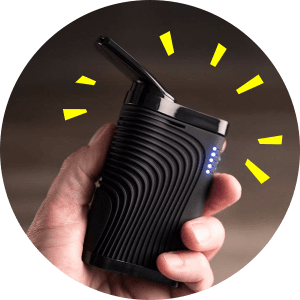 Boundless CF Vaporizer - Best Portable vaporizer