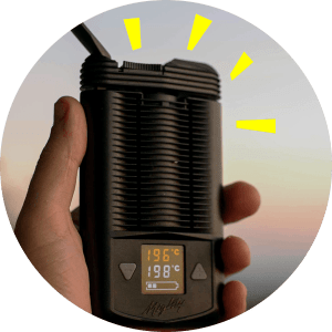 Mighty Vaporizer - Best Portable vaporizer