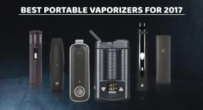 The Best Portable Vaporizers On The Market For 2017