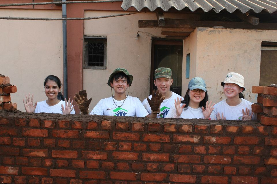 The best of both worlds: CCA and community service with SMU Habitat for Humanity