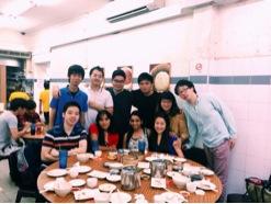 SMU MM programme students
