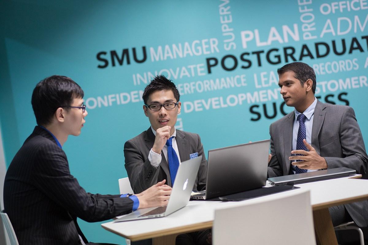 My SMU MBA adventure (Part 3)