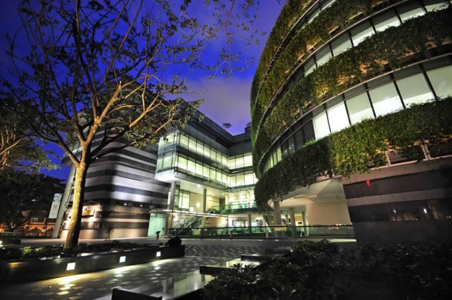 SMU Li Ka Shing Library