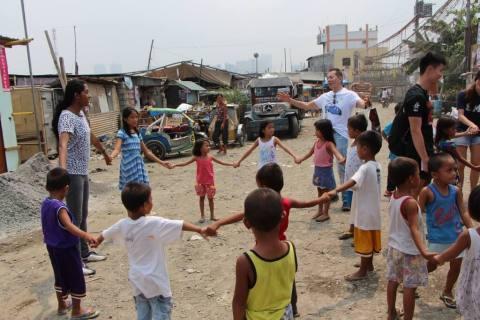 community visit