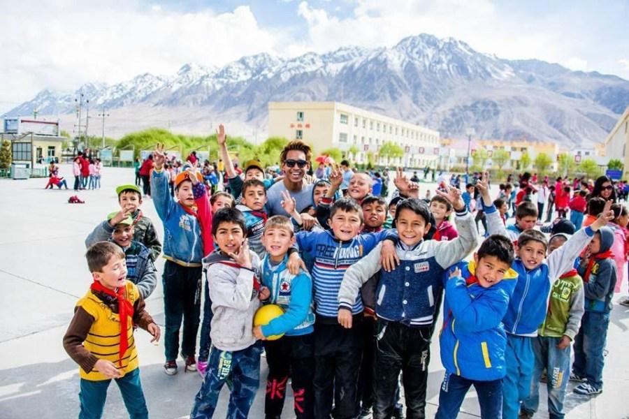 OCSP in Tashkurgan, China