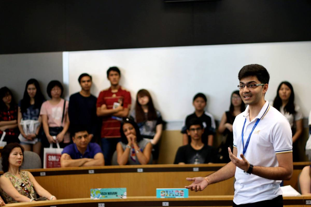 SMU Economics: How It's Got Me on Track for This Fast Changing World